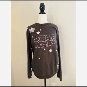 Star Wars Pullover Sweater women's size medium